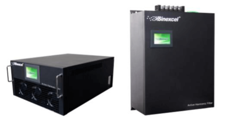 AKtywne komepsatory mocy biernej z funkcją filtracji harmonicznych